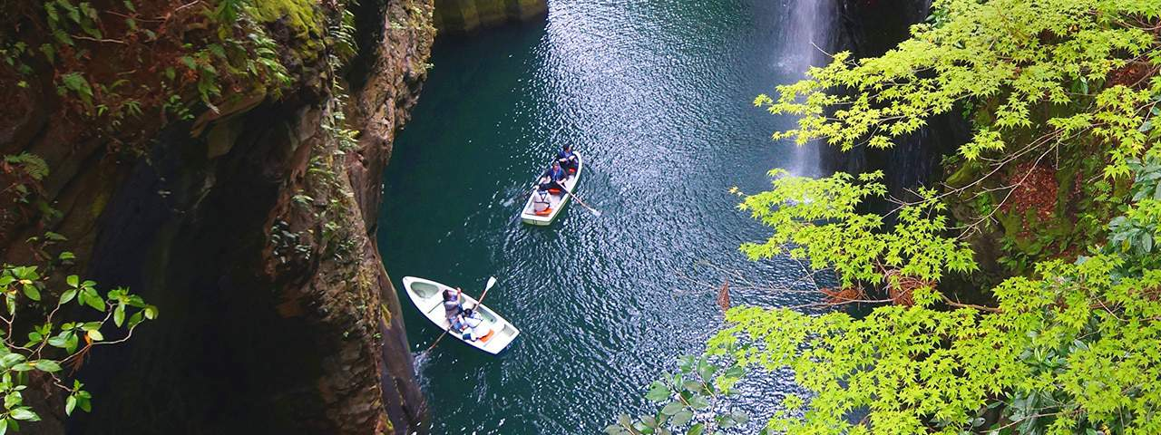 Takachiho Gorge Japan
