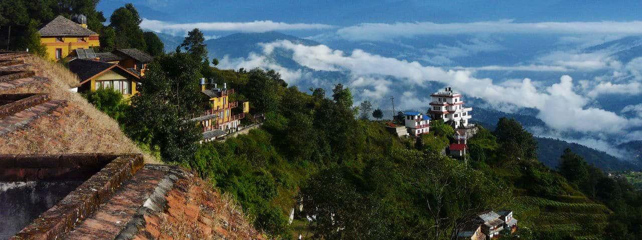 kathmandu nagarkot chitwan