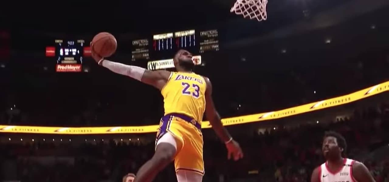 reputable site 1d7d7 4cc11 Snapchat Scores Viral Hit with Nike Augmented Reality Experience Starring Lebron  James   Tyler Lindell - Turn Your AR VR business into a Market Influencer