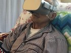 VR helps the dying visit Europe, swim with dolphins