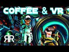 Grab your fresh brewed coffee and join us as we talk about our crazy experience with No Mans Sky in VR multiplayer, a new product from VRcover, how to get into the beta for Crunch Element, and some exclusive video from the upcoming game Drop In.