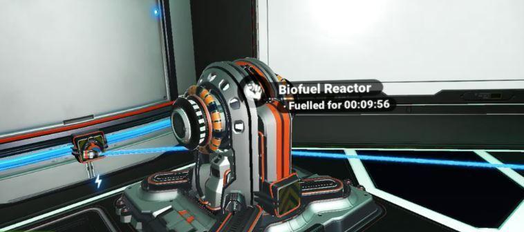 biofuel reactor no man's sky