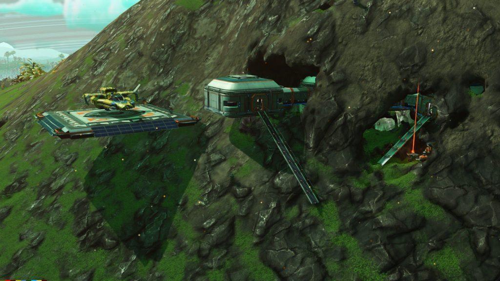 no mans sky mountain base 2