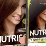 Google Lens Delivers AR Try-On for L'Oreal's Garnier Products at Walmart