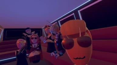rec room selfie image