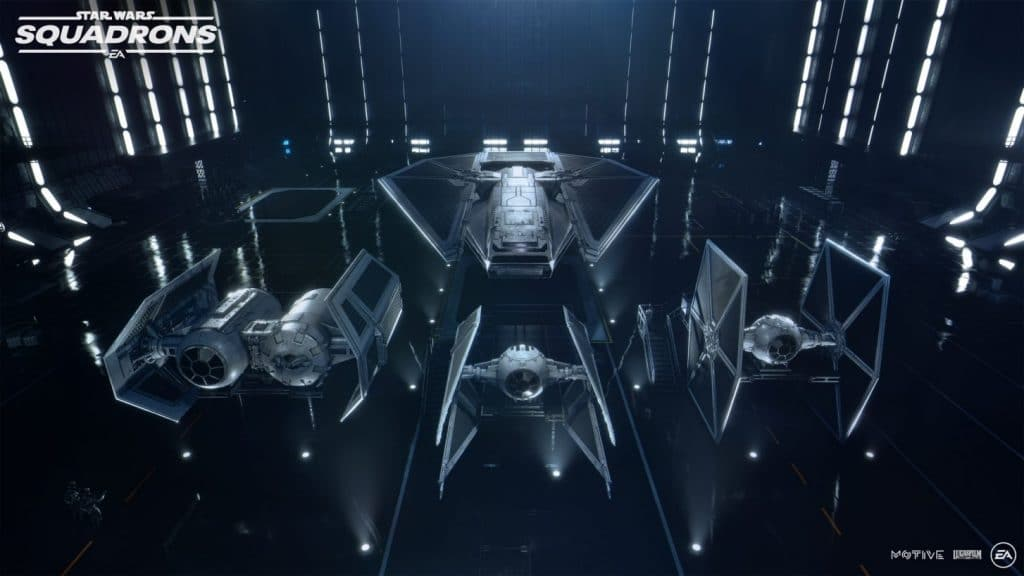 star wars squadrons empire ships